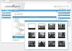 Storiq One, Unified Content Preservation Store